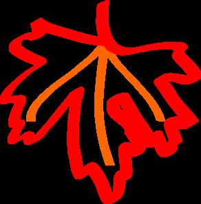 Beech Leaf Outline PNG Clip art