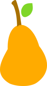 Pear PNG icon