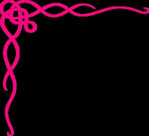 Pink Swirl Birds (butterfly Princess) PNG Clip art