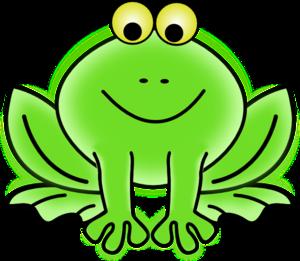 Frog 9 PNG Clip art
