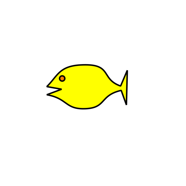 Fishy Fish PNG Clip art