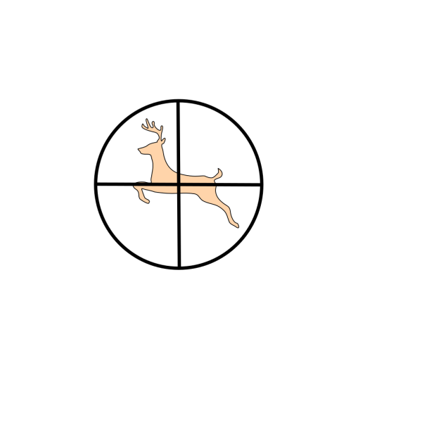 Hunting Deer PNG Clip art