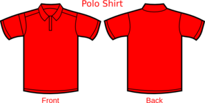 Polo Shirt 3 PNG images