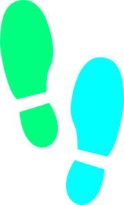Shoe Print PNG images