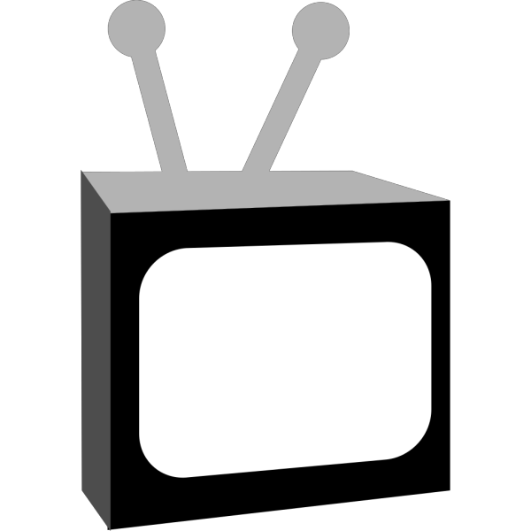 Television PNG Clip art