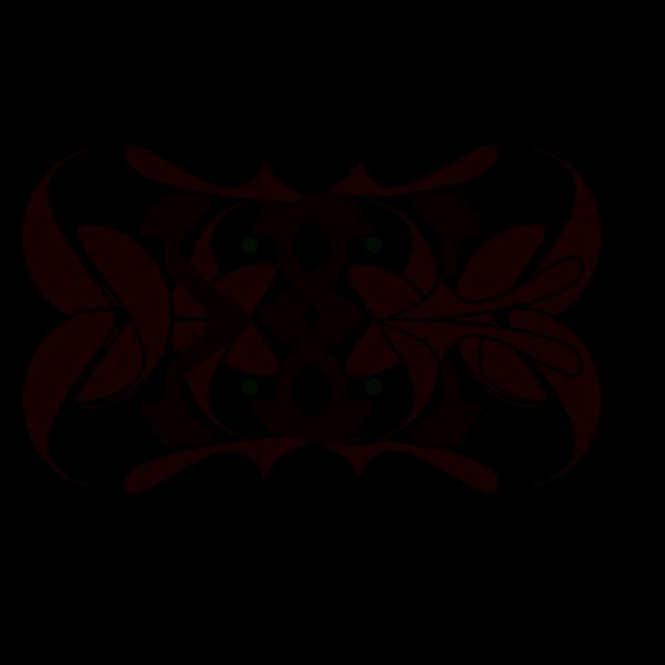 Border Ornament PNG Clip art