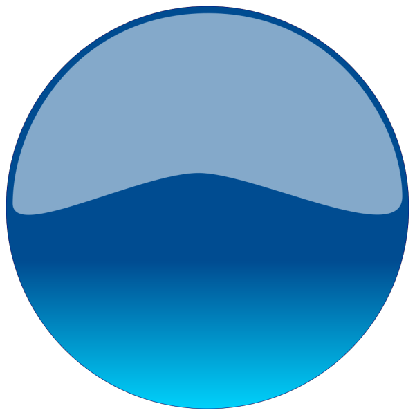 Blue Disk PNG icon