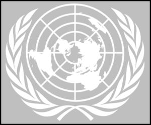 Blue Un Logo Vectorised PNG Clip art