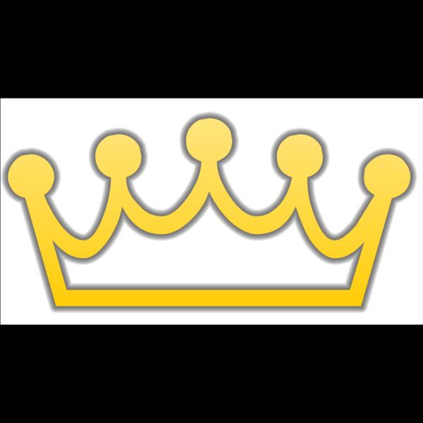 Blue Crown 2 PNG Clip art