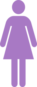 Female Mouse PNG Clip art