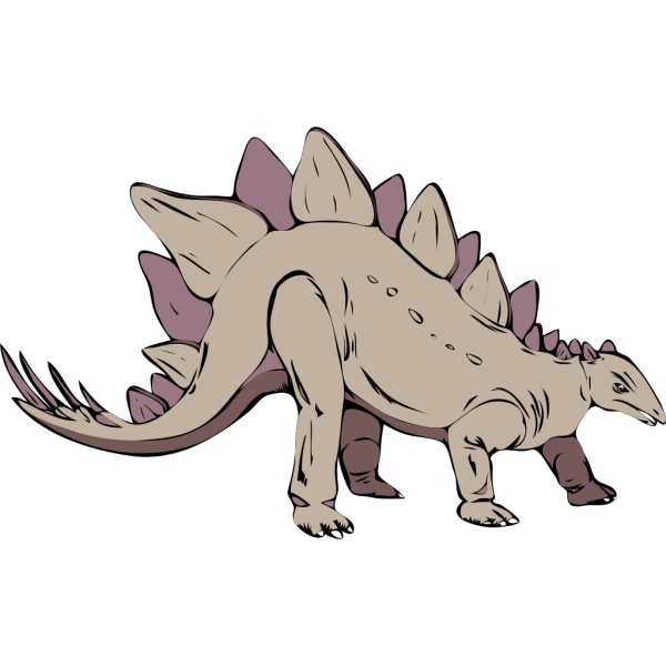 Dinosaurio Silhouette PNG Clip art