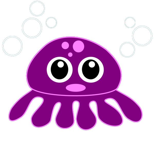 Cartoon Octopus PNG images