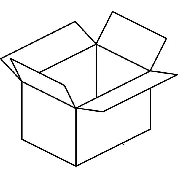 Box PNG icons