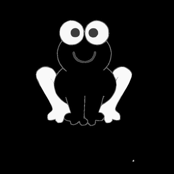 Frog 10 PNG Clip art