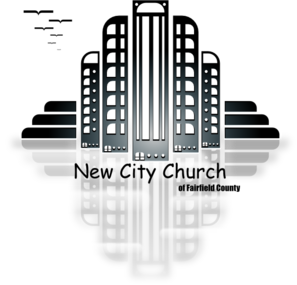 New City Church With Crosse PNG images