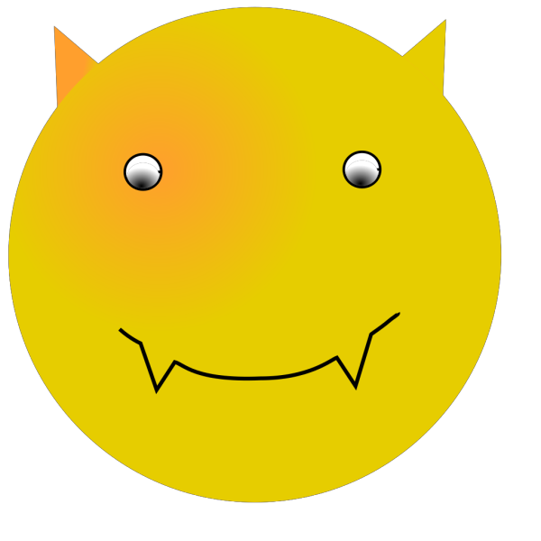 Devilish Mask PNG images