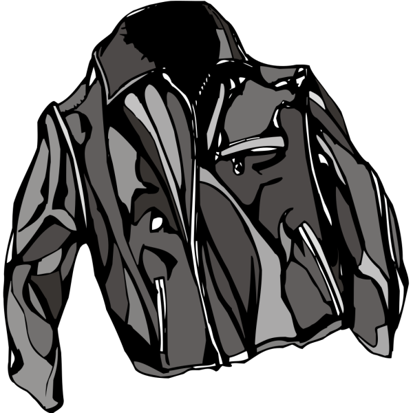 Leather Jacket PNG Clip art