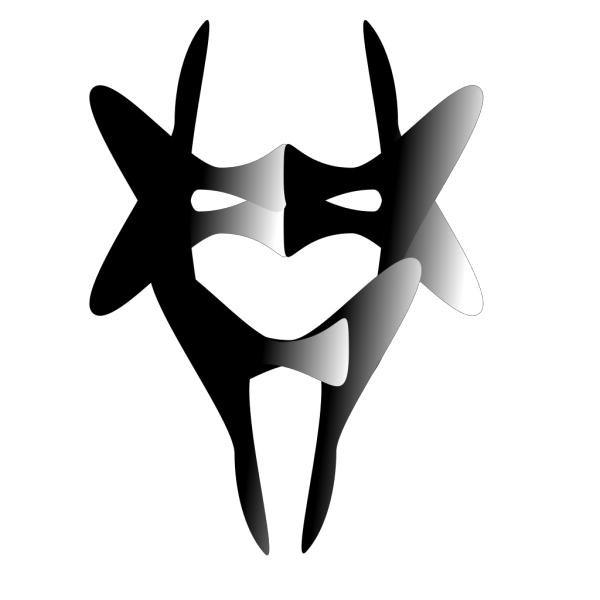 Devilish Mask PNG icons