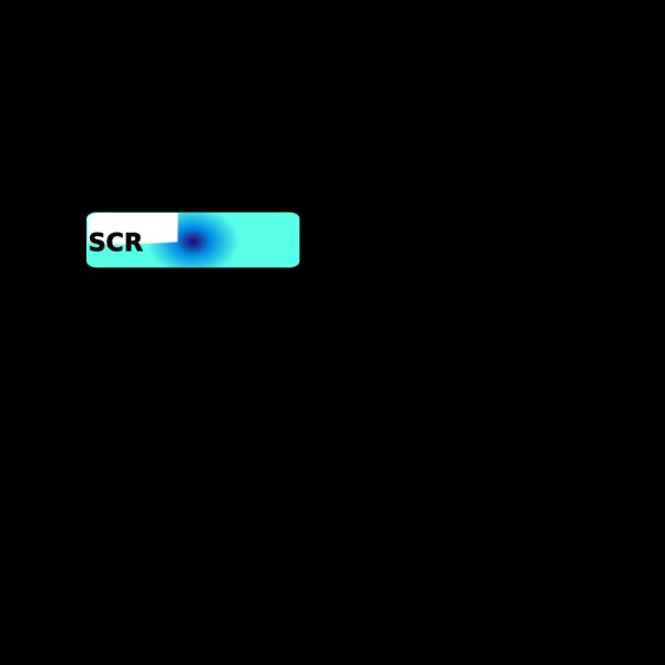 Blue Screenshots Button PNG Clip art