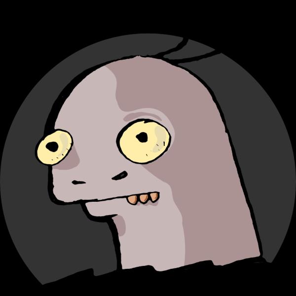 Cartoon Creature PNG Clip art