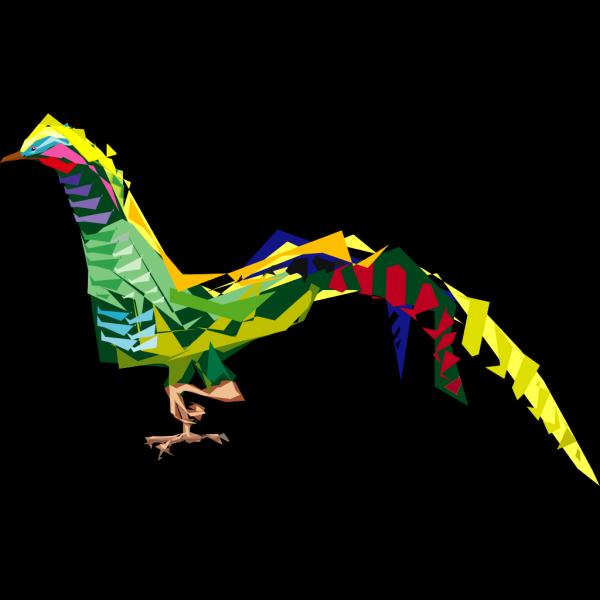Abstract Bird PNG Clip art