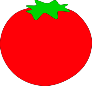 Tomato Line Art PNG images