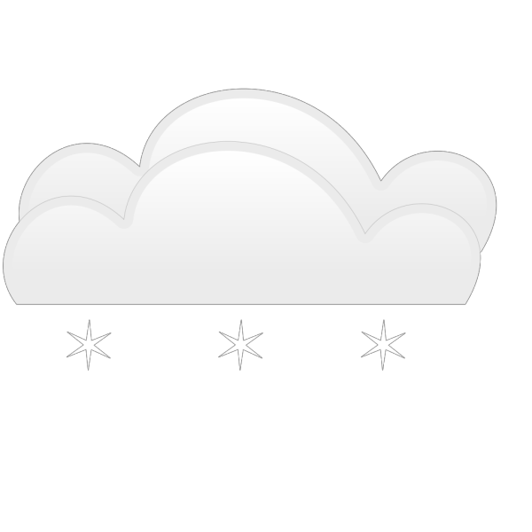 Japanese Weather Symbol Drizzle PNG Clip art