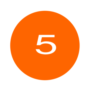Creation Days Number 5 PNG images