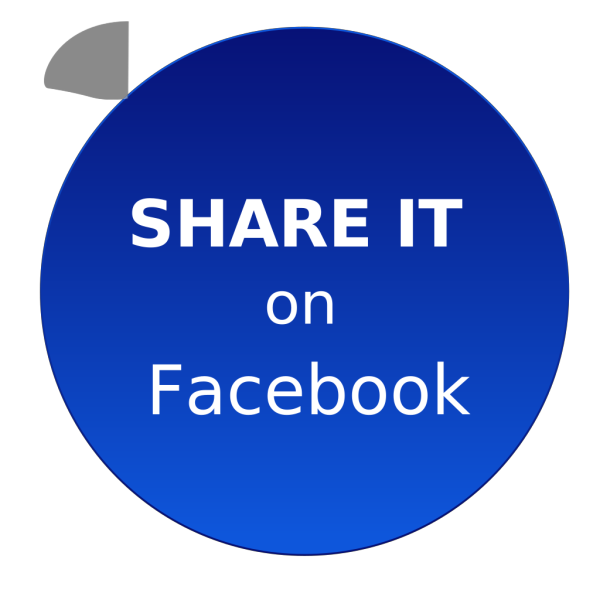 Share It On Facebook PNG images