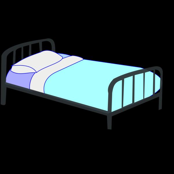 Bed 11 PNG Clip art