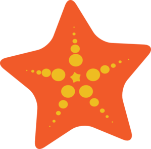 Maehr Blue Starfish PNG images