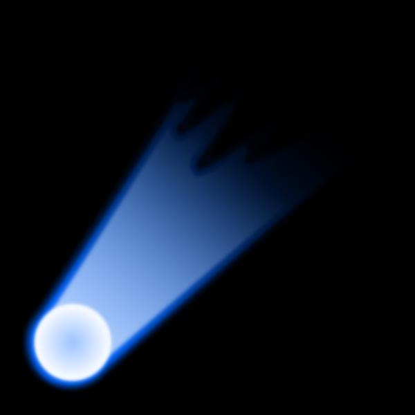 Comet PNG Clip art