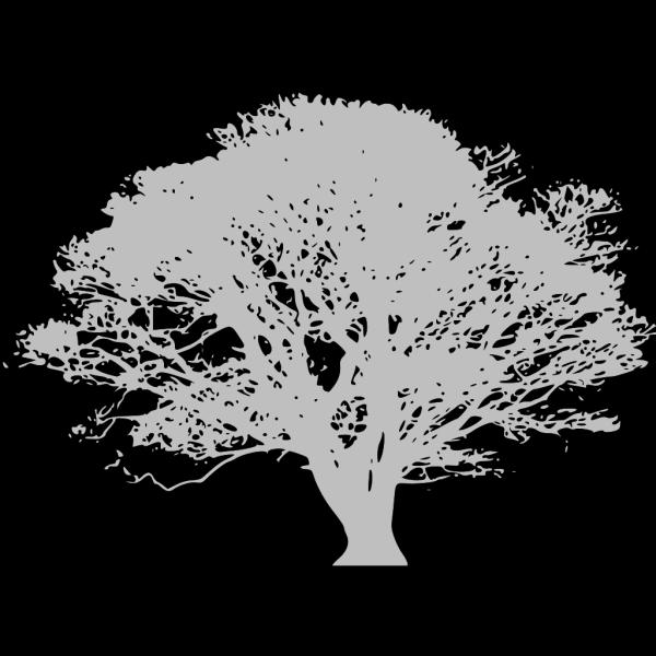 Blue Stick Tree PNG Clip art