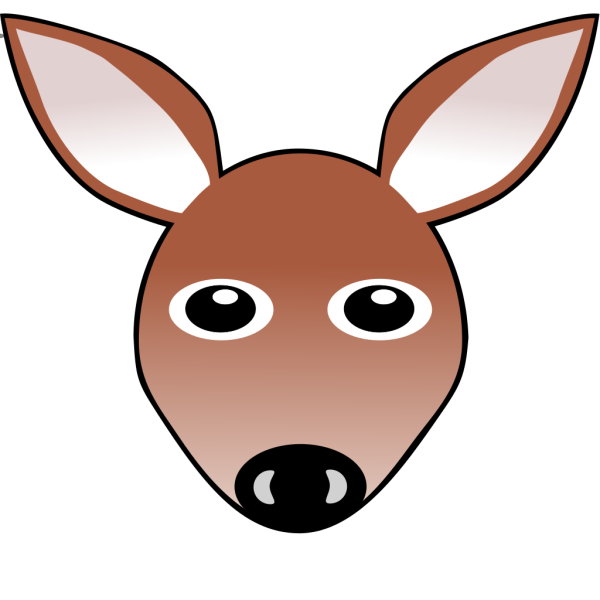 Fawn Face PNG images