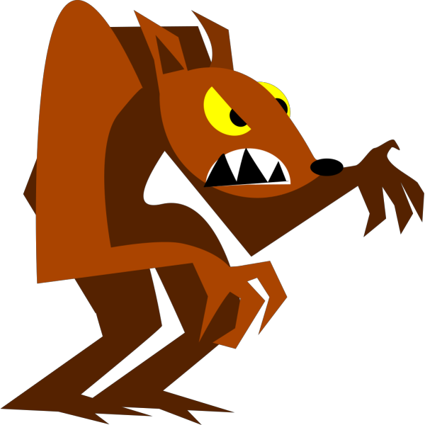 Werewolf PNG Clip art