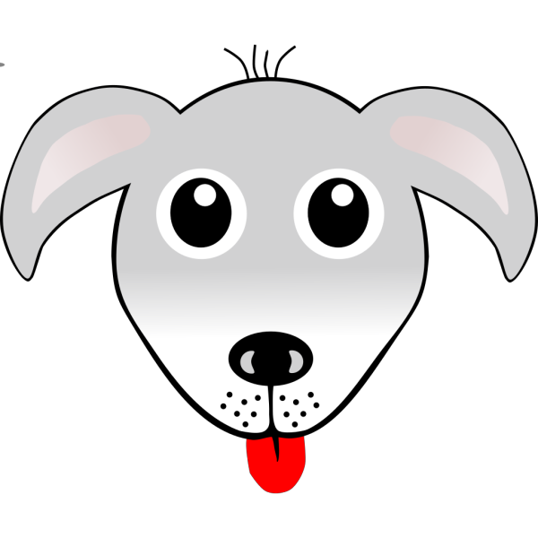 Dog Face PNG Clip art