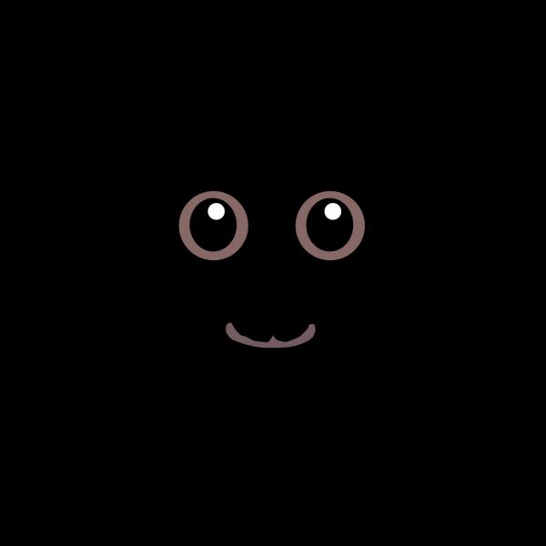 Koala Face PNG Clip art