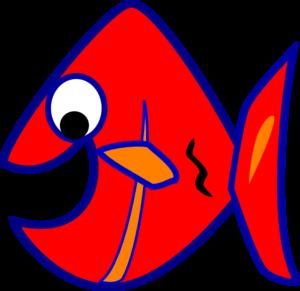 Blue Fish PNG images