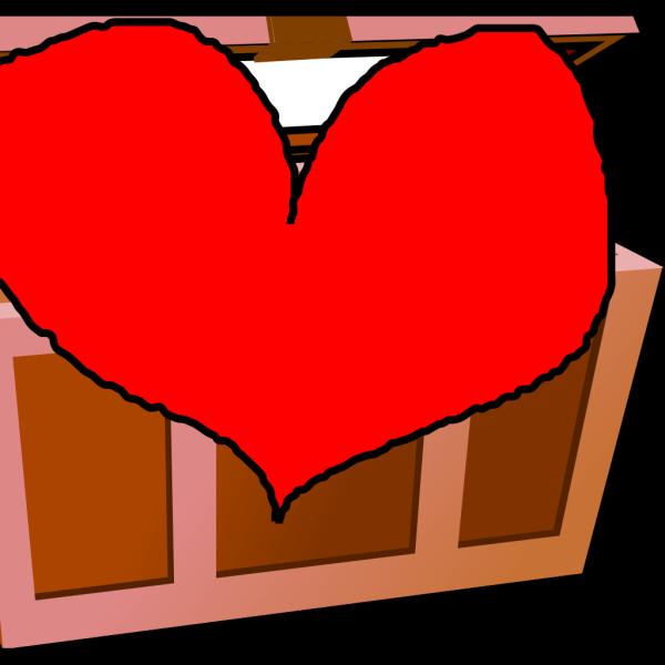 My Heart My Treasure PNG Clip art