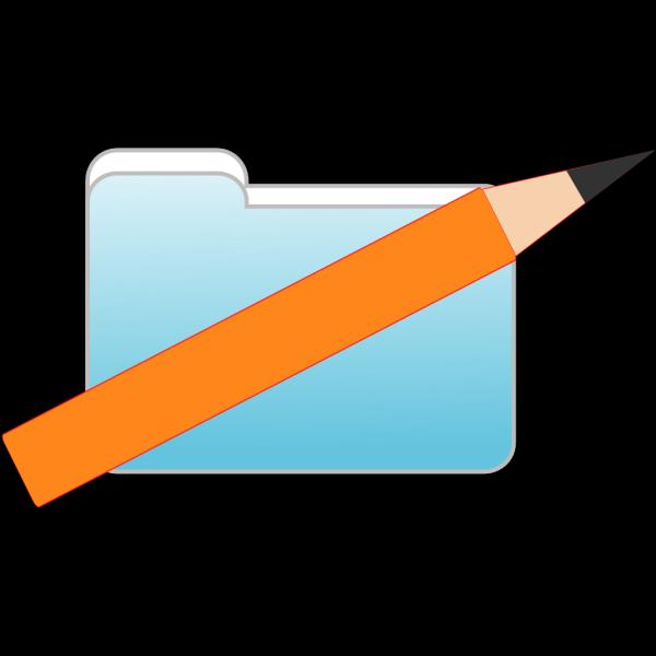 Art Folder Icon PNG Clip art