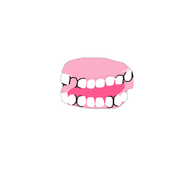 Fake Teeth PNG images
