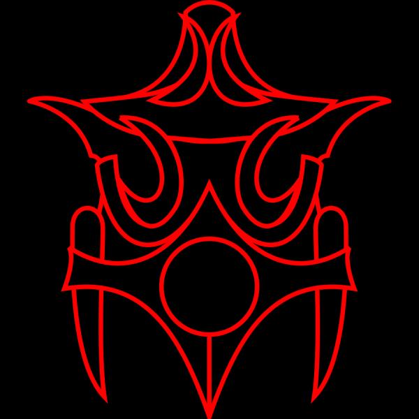 Nchart Symbol Int Isolateddanger Lightedmark Spar PNG Clip art