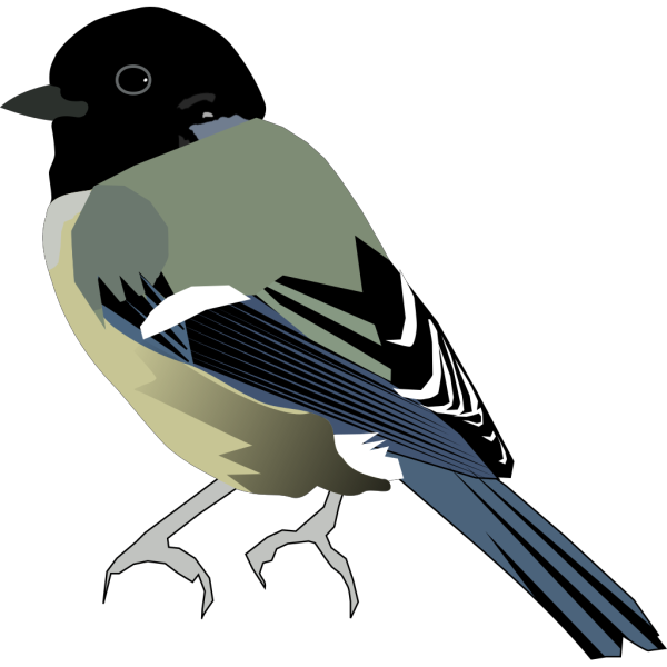 Blue Bird PNG icons