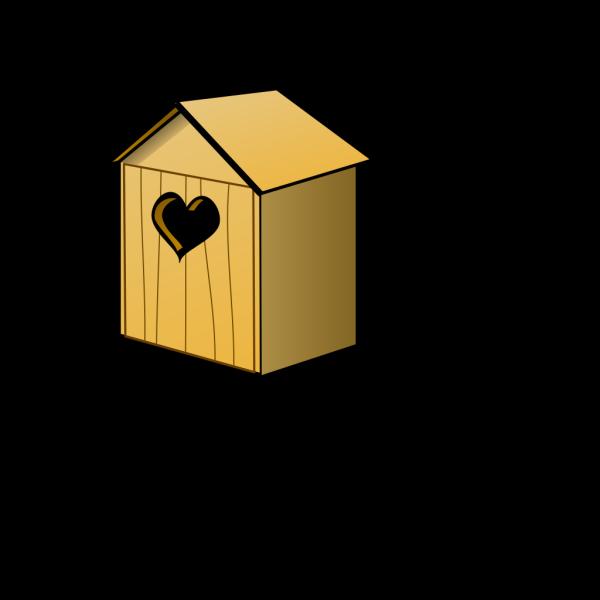 Birdhouse PNG Clip art