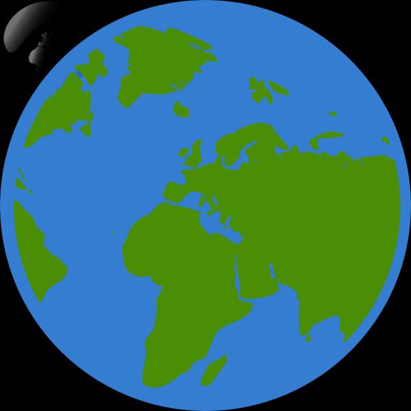 Blue Earth PNG Clip art