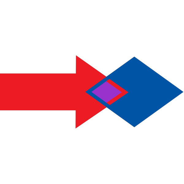 Merge Arrow PNG icon