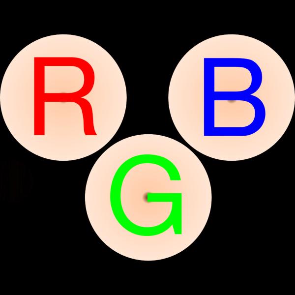 Rgb Barrels PNG Clip art