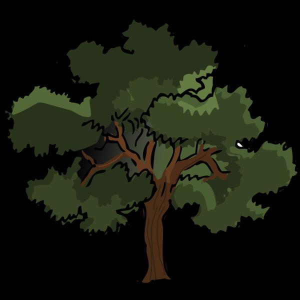 Tree Art PNG Clip art