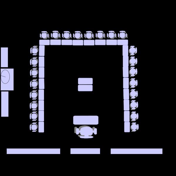 Classroom.arrangement.kdlp PNG Clip art