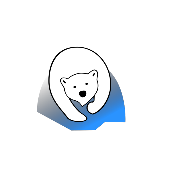 Polar Bear PNG Clip art